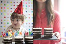 Birthdays  / by Alicia Bailie