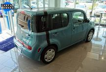 For Cindy Lou / Ideas for my new Nissan Cube, Cindy Lou / by Amanda Gill