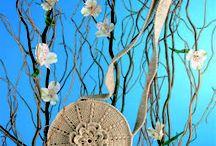 BOLSOS CROCHET / Muestras y Motivos te presenta su colección de bolsos para que luzcas los complementos que tú misma has realizado en crochet. #moda #tendencias #bag http://www.e-muestrasymotivos.com/42-bolsos / by Muestras y Motivos