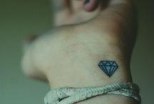 Tattoos  / by Salma Amin