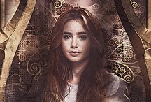 The Mortal Instruments / this a board of pictures of the mortal instruments / by Angel Fray