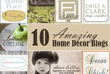 Blogs for Decor & Cooking / by Debbie J.
