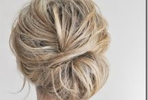 Bridesmaid hair / by Jill Bodling