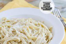 Yummy Recipes: Pasta! / Savory pasta recipes to satisfy the entire family! / by StockCabinetExpress