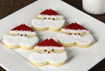 christmas cookies/sweets / by Debbie Grant