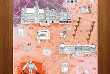 Map / by Simon Breton