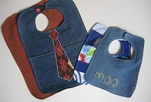 Repurposed jeans / by Twila W