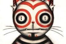 kitty kitty kitty / by Rafaela Dantas