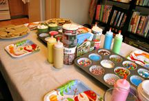 Cookie Decorating Party / by Felt So Cute