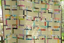 I LOVE QUILTS / Quilts  and how to make them. / by Caron Smith