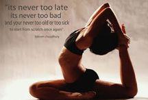 Yoga / by Amanda Gilbert
