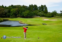 Japanese Golf Courses / by TourSpecGolf .com