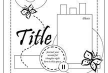 scrapbook layouts / by Melinda Hare
