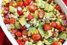 Yummy salads / by Lindsay Thomson
