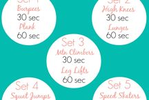 HIIT it! / by Bethany Cathey