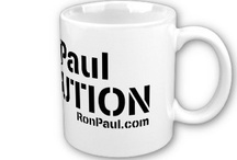 Ron Paul Mugs / My favorite Ron Paul mugs! / by Republican 2012