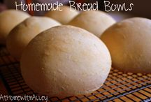 Breads / by Nicole Hull