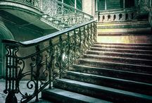 Stairwells / by Pauline Forrester