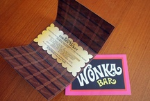 Mary's willy wonka birthday party ideas / by Erika Monterrosa