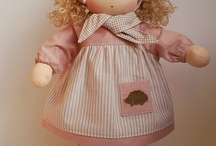 Dolls / by Mary Robison