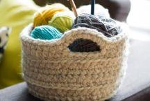 make: Crochet Home / by Katy Bloss