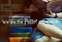 Potter-riffic / The magic will never die. / by Viejl Mari