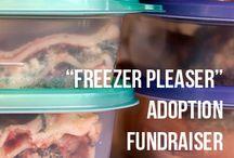 adoption fundraising / by Stephanie Mcfarland