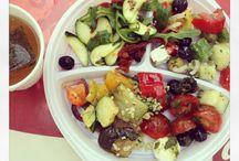 Food & workout / by Justyna Poliszak