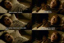 Harry Potter.&.Harry Potter / by Chelsea Gray