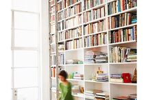 Library / The perfect design for a home library / by Little Bennet