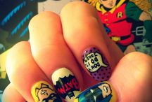 Nerdy Nails / by Nerdist Industries
