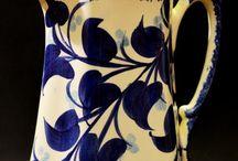 I love old pottery! / by Karen Shafer