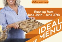Paula Deen Menu Pinterest Contest / #PDMenu / by Carol