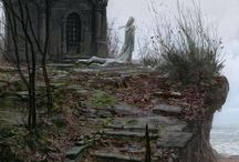 haunted places / by Lisa Overton Robinson