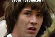 Psych Major Things / Psych majors are the best majors / by Shannon Shepherd