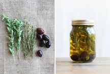 infused oils / by Linda Minor