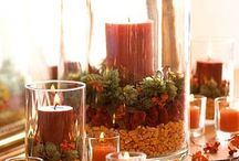 Fall Decor / by Sheila Moore