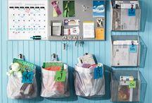 organize/clean / by Jenni