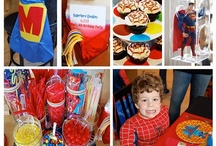 Spiderman party / by Christie Roberts