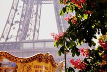 One Day I'll Go To Paris / by Elizabeth Pierce