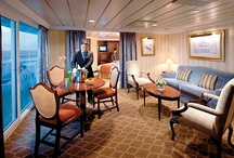 Suites and Staterooms / by Azamara Club Cruises