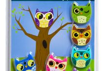 Accessorize With Owls / by Linda King