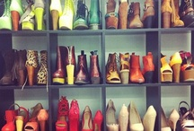 Oh my God, shoes! / To me shoes are as important as food or sex. Period. / by Sheyla Concepcion (Lady Goodman blog)
