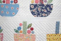 A Quilt - Cute & Cleaver / by Kellie Coleman