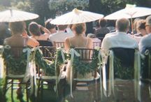 Weddings at Meadowood / Memories of a lifetime. Beautiful, joyful, everlasting perfection. Flowers, vases, ribbons, music, lacy flower girls, satin shoes, sighs, smiles, laughter, toasts, long embraces, long life together.  / by Meadowood Napa Valley Official