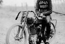 Harley Davidson / by Marcy Lund Smith
