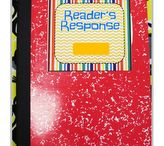 Reading -  Response and Graphic Organizers / by Donna Walker