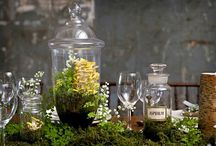 Apothecary Jars / by Kris @ Driven by Decor