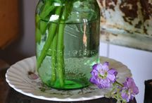 Spring Green /  favorite crafts, recipes, decor ideas, inspired by Green / by Jo-Ann Brightman