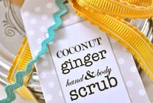 Kitchen Beautician / Beauty products made at home / by Christen Gowan